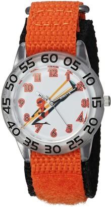 Disney Kids' WDS000569 The Incredibles 2 Analog Display Analog Quartz Orange Watch