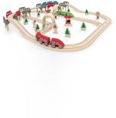 Hape Toddler High & Low Railway Set