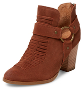 Seychelles Impossible Suede Ankle Boots