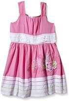 Salt&Pepper SALT AND PEPPER Girl's Dress - Pink -