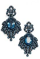 Tasha Crystal Drop Earrings