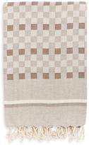 Checker Pestemal Beach Towel