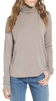 BP Women's Long Sleeve Turtleneck Tee