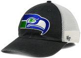 '47 Seattle Seahawks Blue Hill Closer Cap