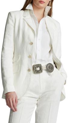 Polo Ralph Lauren Linen Blazer