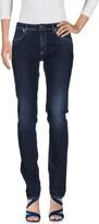 CAMOUFLAGE AR AND J. Denim pants - Item 42593261