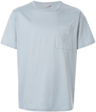 Gieves & Hawkes chest pocket T-shirt