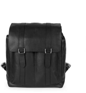 Cole Haan Colby Pebbled Leather Backpack