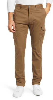 1901 Washed Stretch Cotton Cargo Pants