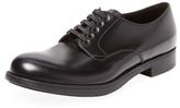Prada Fondo Gomma Derby Shoe