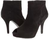 Rockport Sasha Bootie (Black Suede) - Footwear