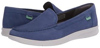 Rockport Ayva Washable Loafer (Bold Blue) Women's Sandals