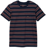 RVCA Stripe T-Shirt (Big Boys)