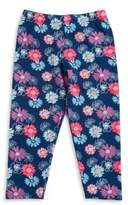 Capelli New York Girls Floral Leggings