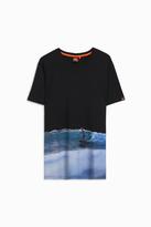 Sundek Surfer Print T-Shirt