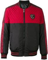 Plein Sport Barracuda bomber jacket