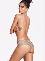 Victoria's Secret Floral Lace Mix Cheeky Panty