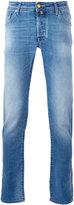 Jacob Cohen slim-fit jeans - men - Cotton/Elastodiene - 34