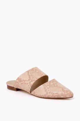 Matisse Pink Shay Slides