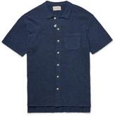 Oliver Spencer - Togo Cotton-blend Bouclé Shirt