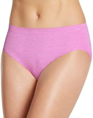 Jockey Women's Smooth & Shine Seamfree Hi Cut Panty 2188