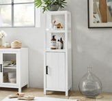 Pottery Barn Austen Linen Storage Tower