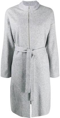 Fabiana Filippi Belted Cardi-Coat