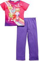 Shopkins Shopkin Girls Spk Short Sleeve Pyjamas