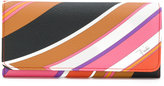Emilio Pucci printed wallet - women - Polyurethane - One Size