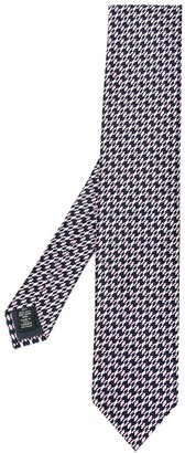 Ermenegildo Zegna Abstract Knit Tie