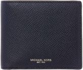 Michael Kors Michael Kors Billfold Crossgrain Leather Wallet