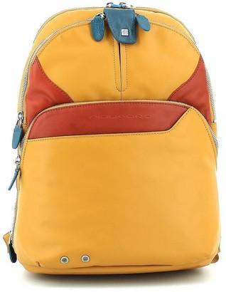 Piquadro Yellow Briefcase