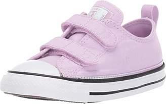 Converse Girls' Chuck Taylor All Star Velcro Low Top Sneaker
