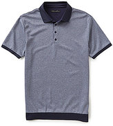 Vince Camuto Slim-Fit Short-Sleeve Polo Shirt
