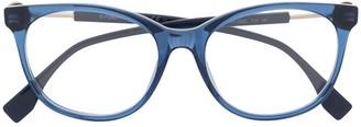 Fendi Eyewear FF logo glasses