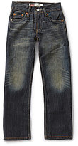 Levi's Big Boys 8-20 514TM Straight Jeans