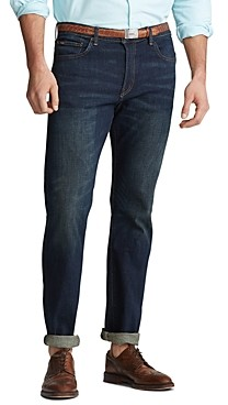 Polo Ralph Lauren Hampton Relaxed Straight Fit Jeans