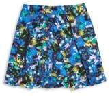 Milly Minis Toddler's, Little Girl's & Girl's Jewel-Print Pleated Skirt