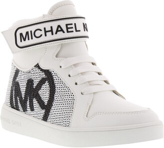 MICHAEL Michael Kors Jem Spirit Sequin High Top Sneaker