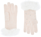 Accessorize Scattered Gems Gloves
