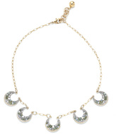 Lulu Frost Laumiere Midi Necklace