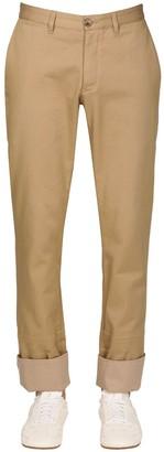 Loewe Cotton Canvas Chino Fisherman Pants