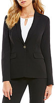 Calvin Klein Soft Twill Suiting Jacket