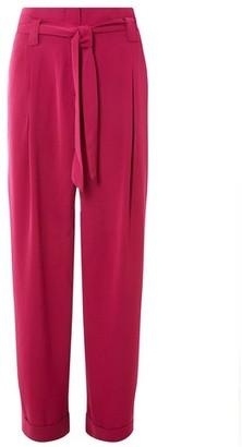 Dorothy Perkins Womens Vero Moda Fuchsia Trousers