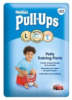 Huggies Pull-Ups® Boy Economy Pack Size 6 Potty Training Pants 1 X 22Pack - Pack of 2