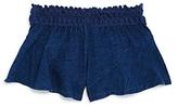 Splendid Girls' Lace Trim Shorts - Little Kid