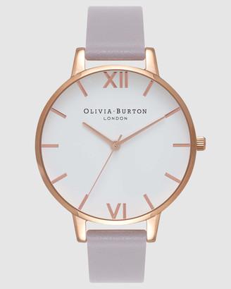 Olivia Burton White Dial