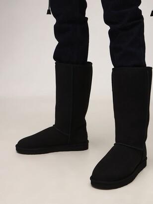 UGG 10mm Classic Tall Ii Shearling Boots