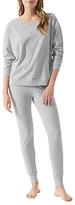 Jigsaw Freya Cotton Rich Jersey Pyjamas
