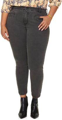 NYDJ Tailored Skinny Jeans (Plus Size)